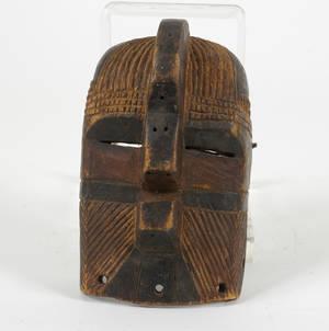 Kifwebe mask Songye