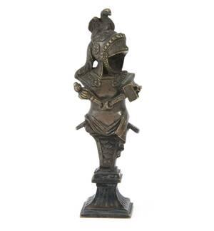 Sigill i brons, 1900-talets början