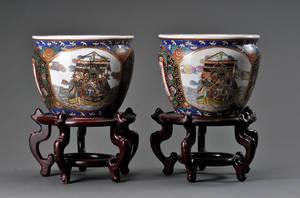 Par kinesiske krukker 2