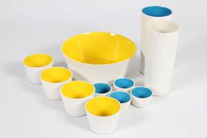 Keramiksæt fra Louise Kragh 11