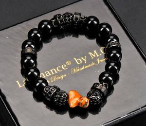 La Chance by M.O.S. Lykkearmbånd - Tiger