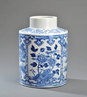 The-urne Kang -  Xi 1661-1722