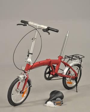 Foldecykel city star Billige Cykler