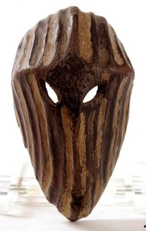 Mask, Kela, Kongo