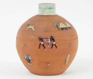 Vas i keramik, Elsi Bourelius
