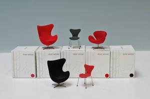 Dansk Design klassikere i miniature 5