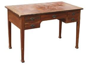Skrivbord, jugend, 1900-talets början